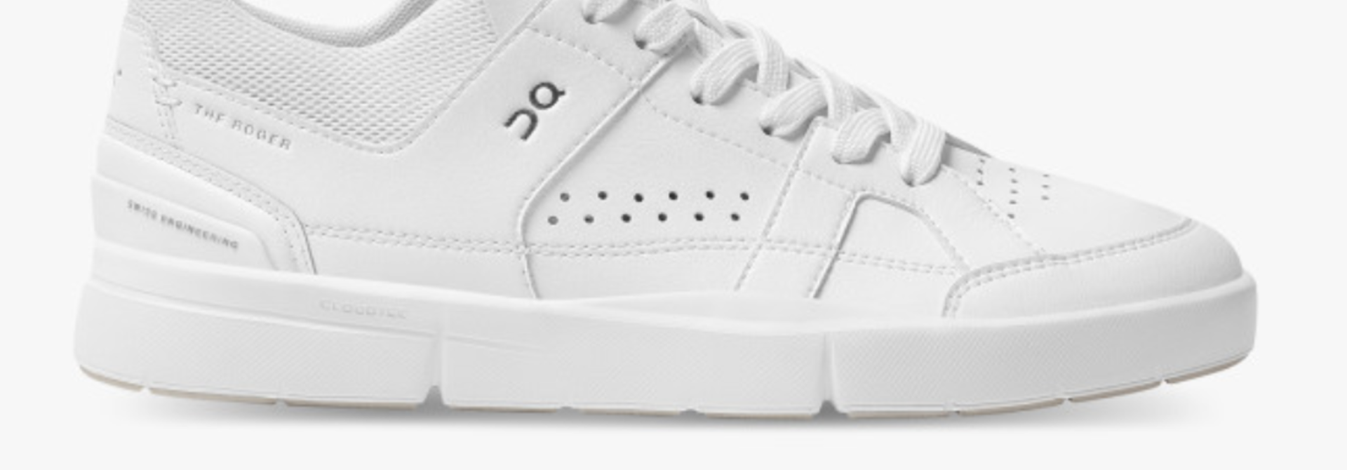 Women's The Roger Clubhouse All White