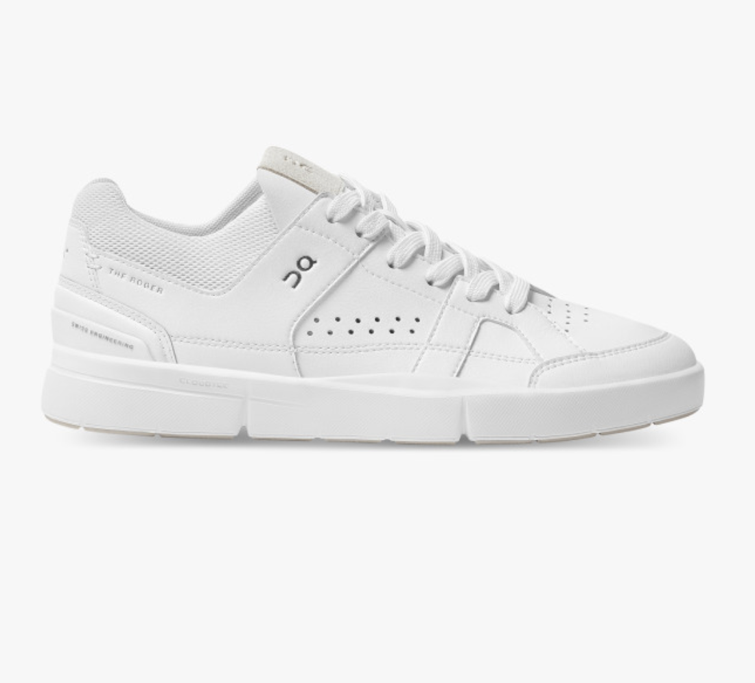 Women's The Roger Clubhouse All White-1
