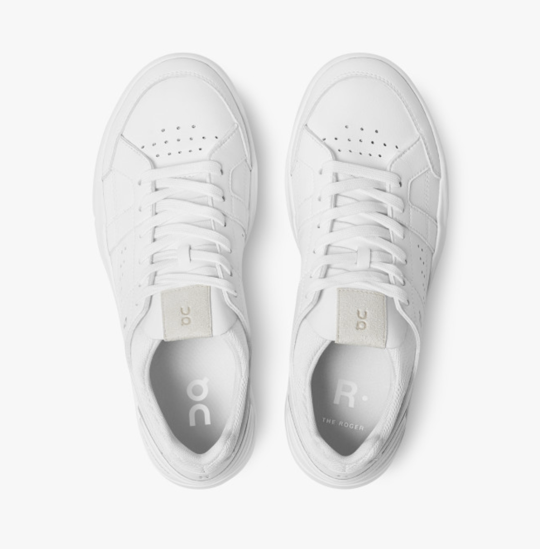 Women's The Roger Clubhouse All White-2