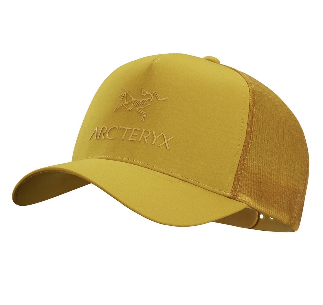 Arc'teryx Logo Trucker Hat-3