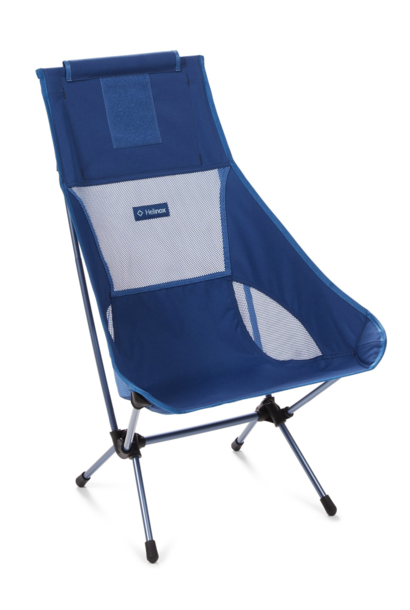 Chair Two  Blue