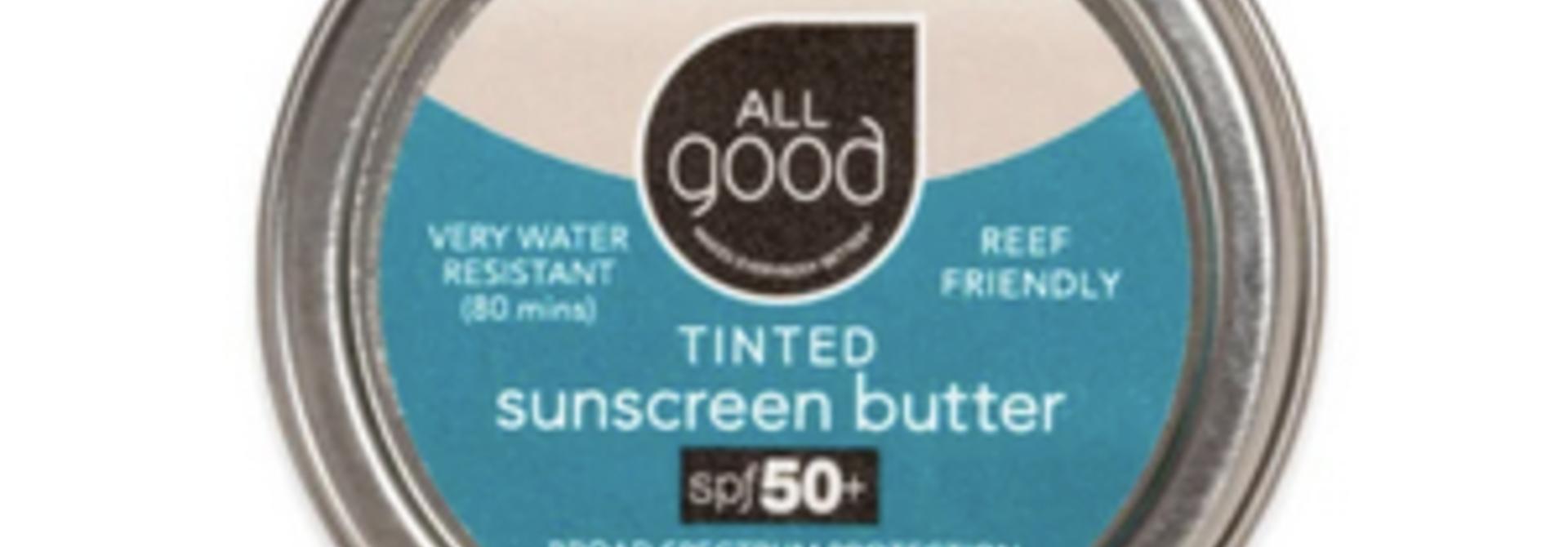 Sunscreen Butter
