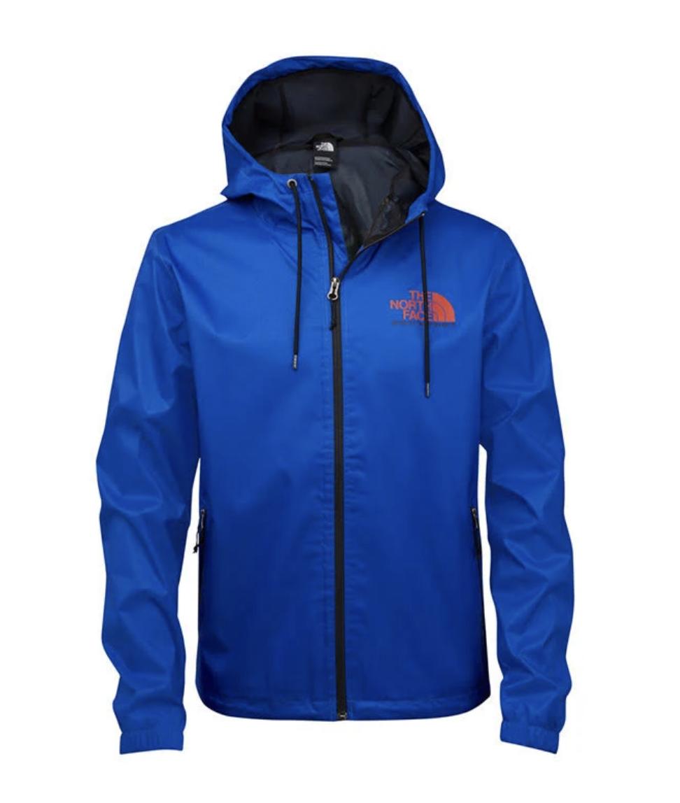 Men's Novelty Rain Shell Blue-1