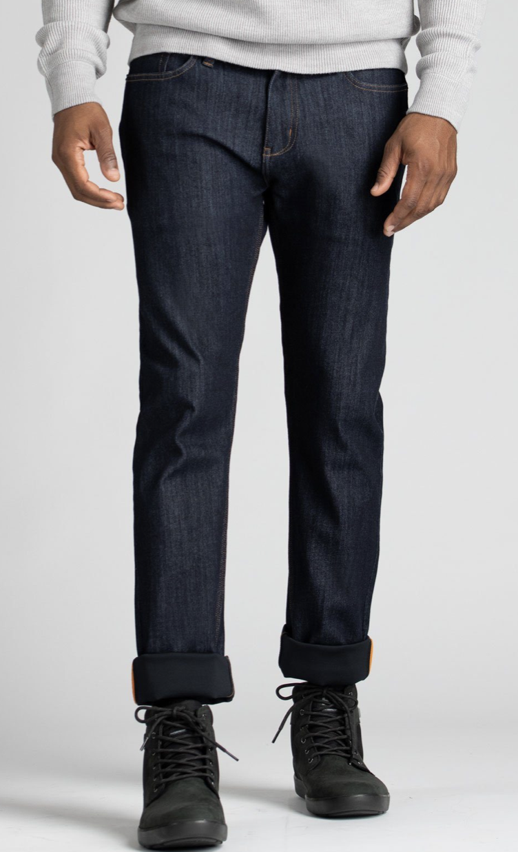 Men's Weather Proof Denim Relaxed-1