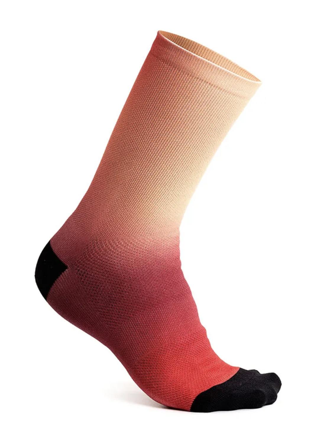 "Fading Light Sock 7.5""-5"