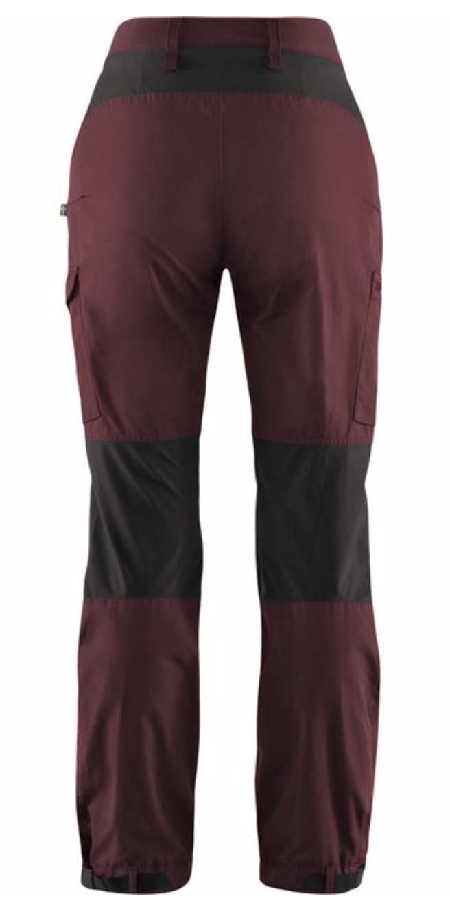 Women's Kaipak Trousers  Curved-4