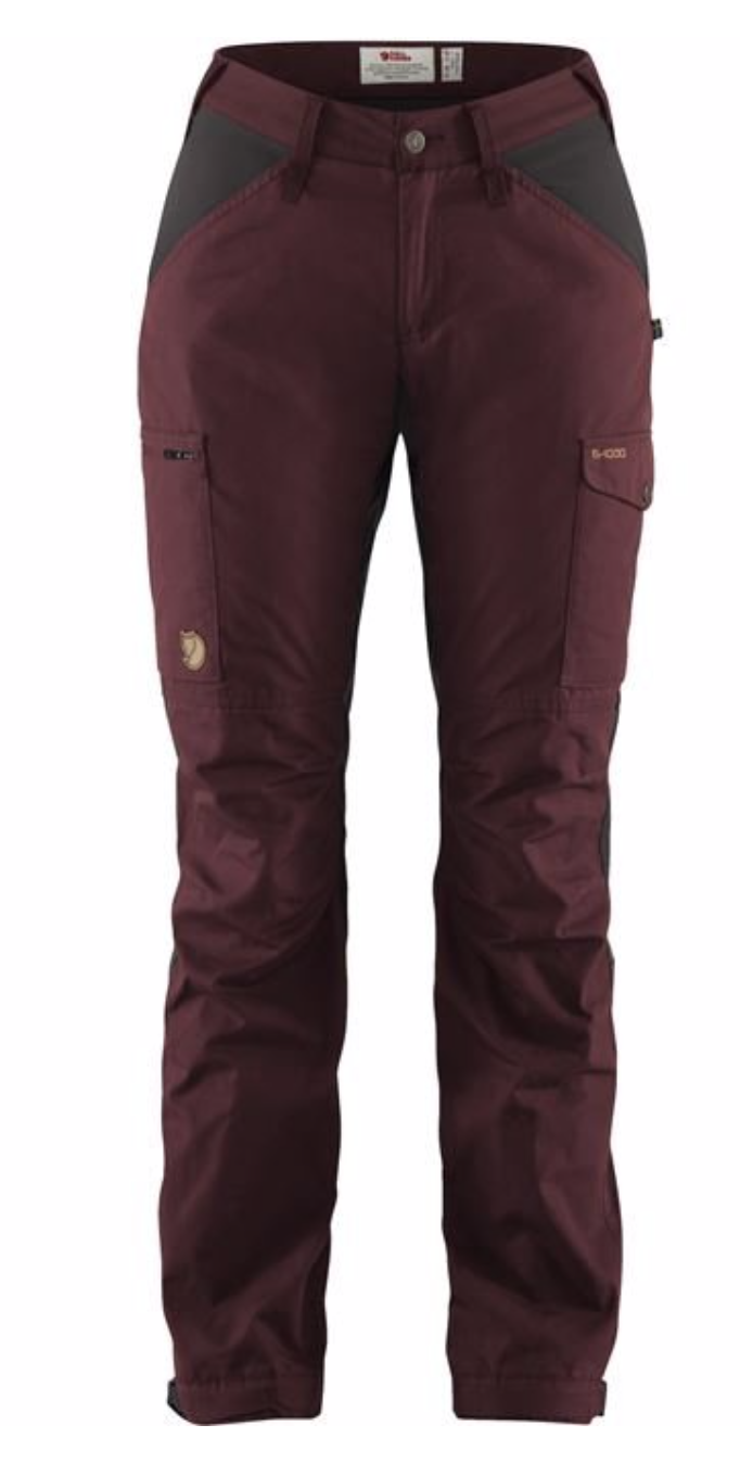 Women's Kaipak Trousers  Curved-3