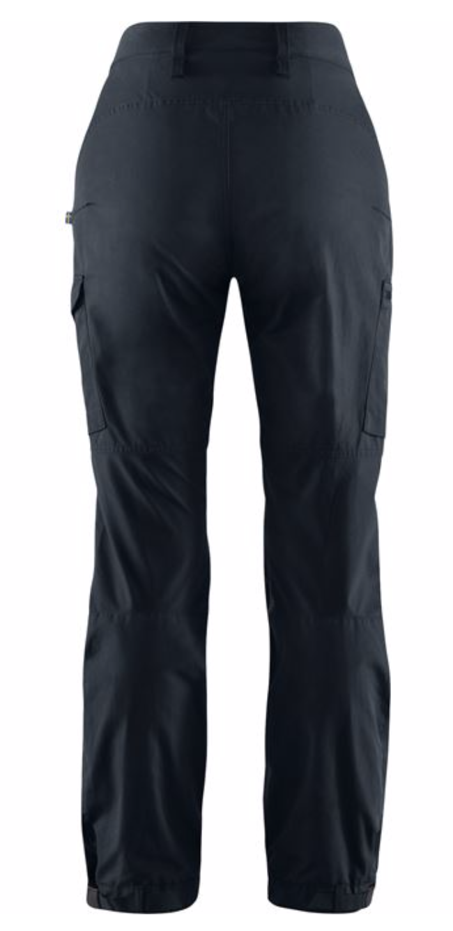Women's Kaipak Trousers  Curved-2