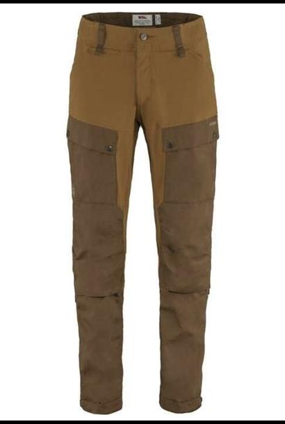 Men's Long Keb Trousers Timber Brown