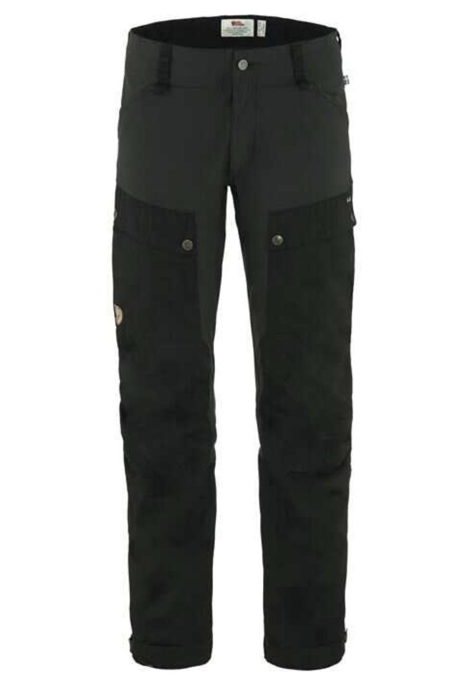 Men's Keb Trousers Black-1