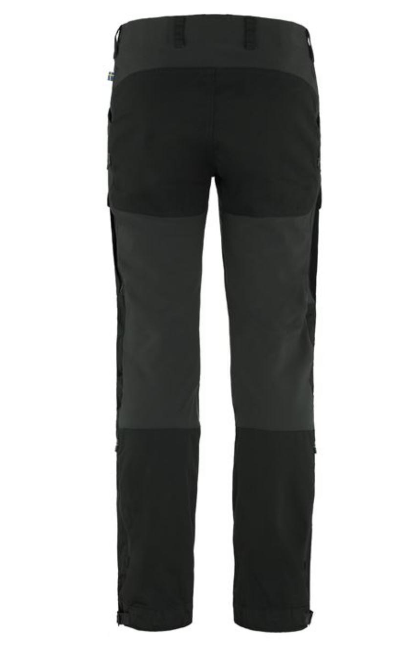 Men's Keb Trousers Black-2