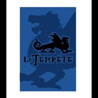 Serviette avec Logo Tempête