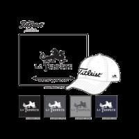 Casquette Titleist logo Tempête