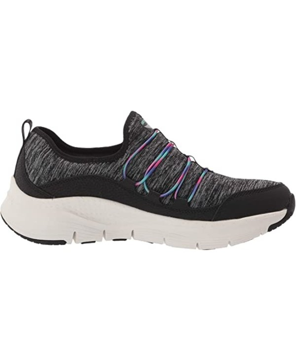 W ARCH FIT RAINBOW VIEW BUNGEE SNEAKER
