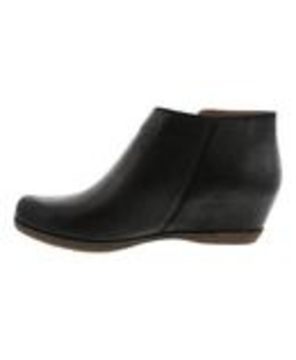 W LEYLA WEDGE ANKLE BOOT