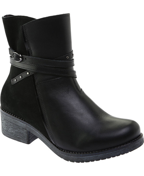 W POET ANKLE BOOT