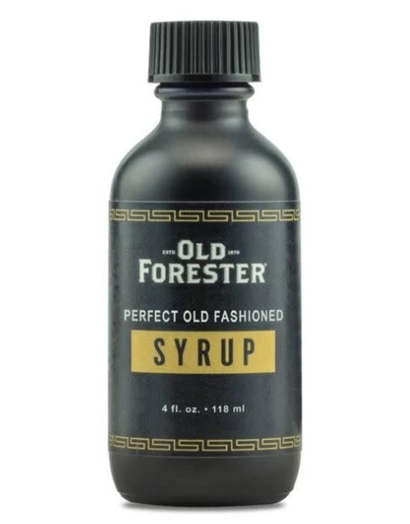 OLD FORESTER OLD FASHION SYRUP, 4 OZ.