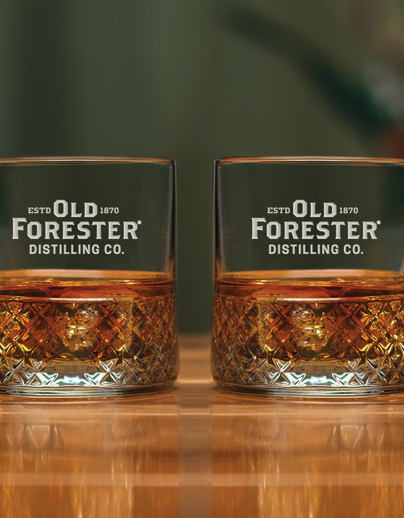 OLD FORESTER D.O.F. GLASS (SET OF 2)