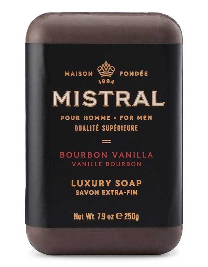 BOURBON VANILLA BAR SOAP