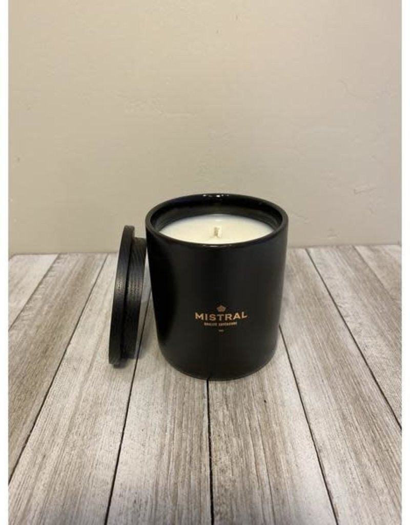 BOURBON VANILLA CANDLE (60 HOUR BURN TIME)