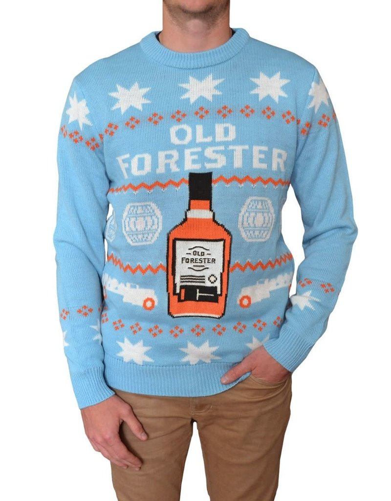 """OLD FORESTER """"UGLY"""" SWEATER"""