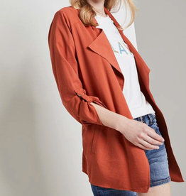 Tom Tailor Loose Blazer Trench