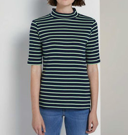 Tom Tailor Mock Neck T-Shirt