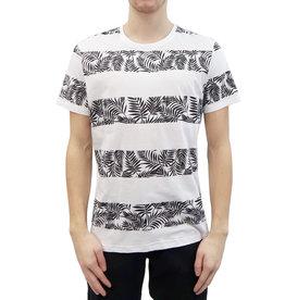 RD International RDMens Fern Stripe T-Shirt