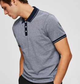 Selected SLH Joe SS Polo