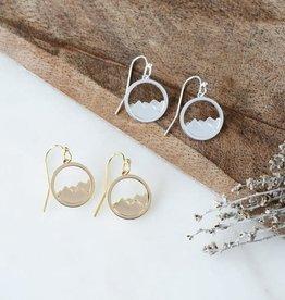 Glee Glee Diamond Head Earrings