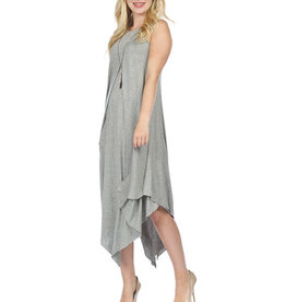 Papillon Jersey Layer Dress