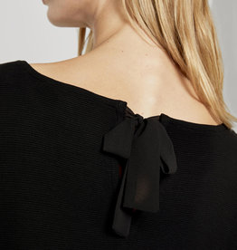 Tom Tailor TT Structured Sweater with Bow