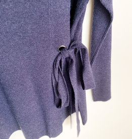 CYC CYC Denim Blue Knot Sweater