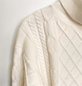 CYC CYC Knitted T-Neck Sweater