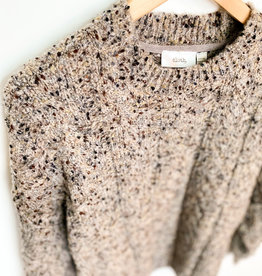 RD International RD Cable Knit CrewNk Pullover