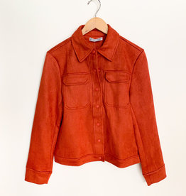 CYC CYC Suede Button Up Jacket