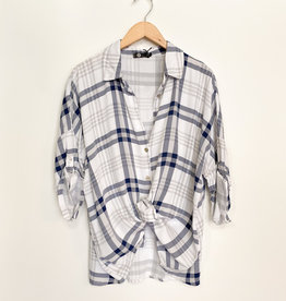 M Made in Italy M Long Sleeve Blouse