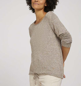 Tom Tailor L/S Knit Crew Nk Top