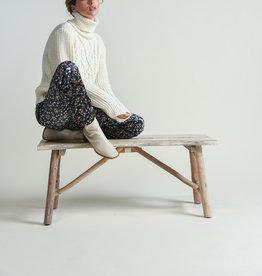 Molly Bracken Cable Knit TNeck