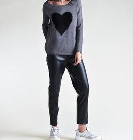 Molly Bracken Big Heart Sweater