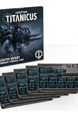 Games Workshop ACASTUS KNIGHT COMMAND TERMINAL PK (ENG)