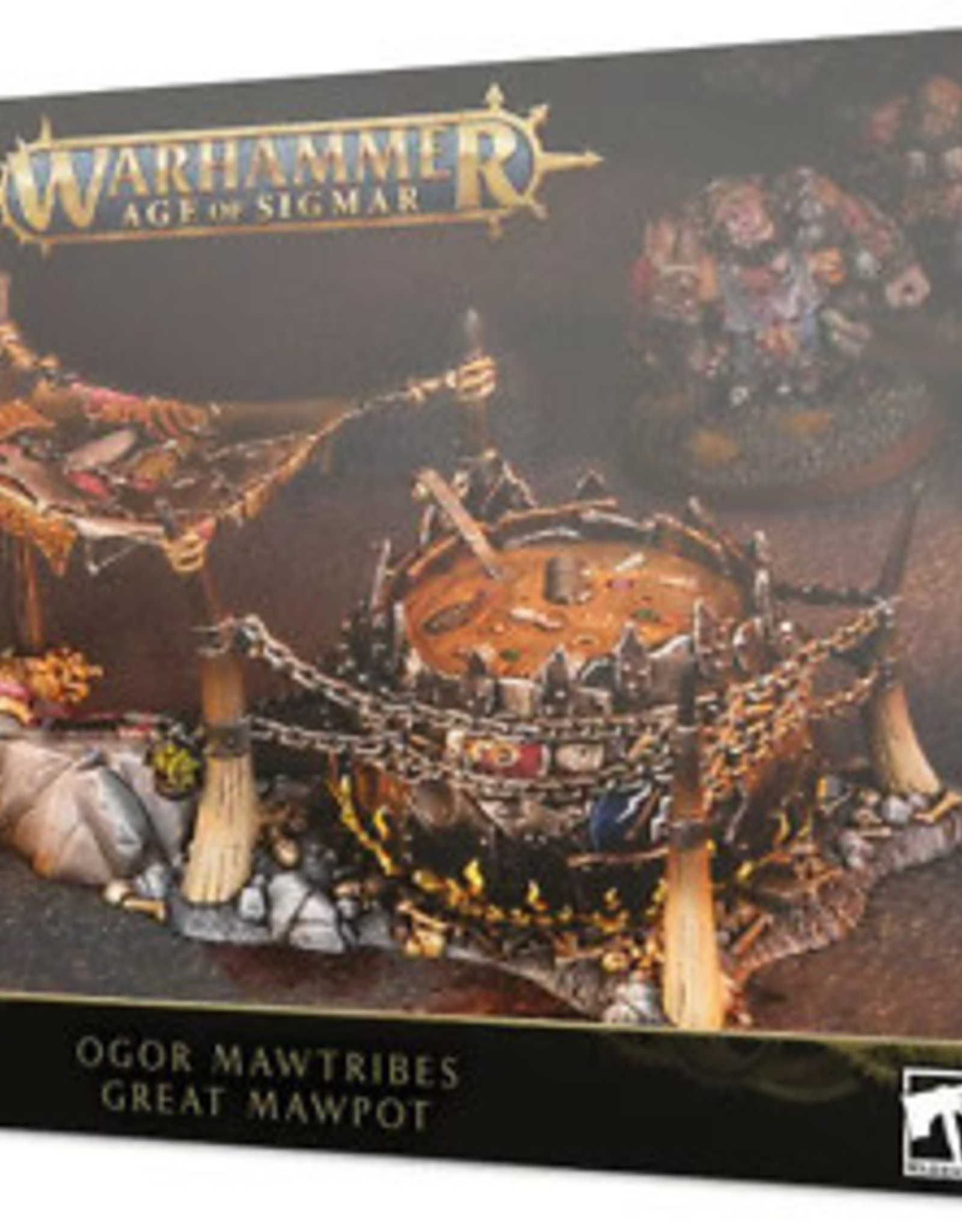 Games Workshop AoS: Ogor Mawtribes/ Mawpot