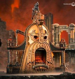 Games Workshop AoS: Fireslayers Magmic Battlef