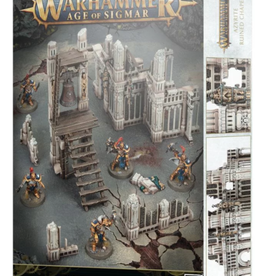 Games Workshop AGE OF SIGMAR: AZYRITE RUINED CHAPEL