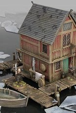 Games Workshop LoTR: Lake-town House