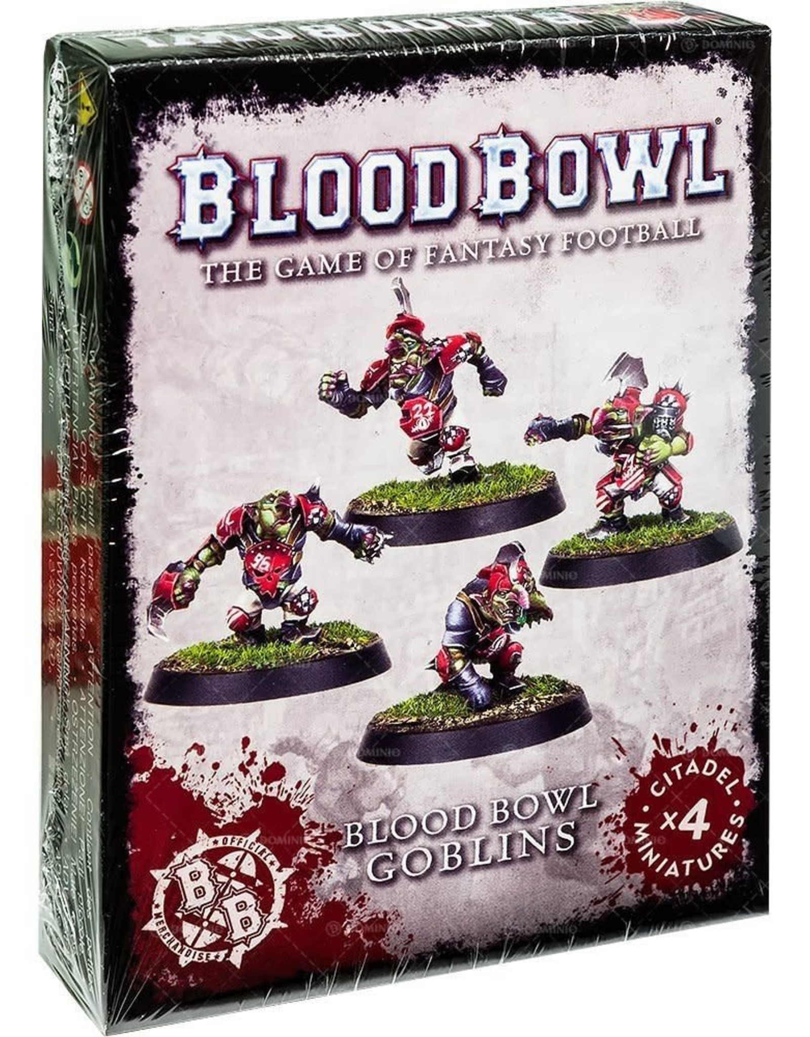 Games Workshop Blood Bowl Goblins