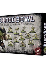 Games Workshop SCARCRAG SNIVELLERS BLOOD BOWL TEAM