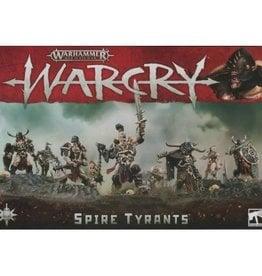 Games Workshop Warcry Spire Tyrants