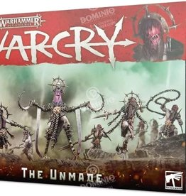 Games Workshop AoS Warcry The Unmade