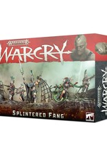 Games Workshop AoS Warcry Splintered Fang